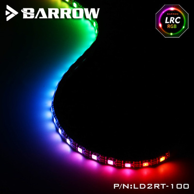 Multi colour led strip water proof 50cm100cmaurora aloadofball Image collections